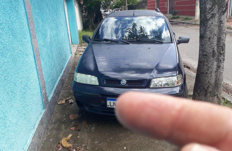 Fiat Palio Weekend Adventure 1.6 16V - Foto #7