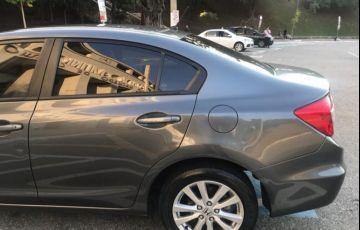 Honda New Civic LXS 1.8 16V i-VTEC (Aut) (Flex) - Foto #9