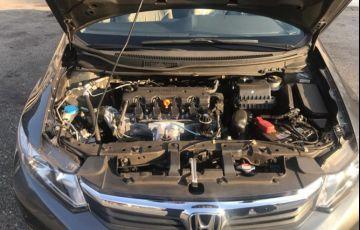 Honda New Civic LXS 1.8 16V i-VTEC (Aut) (Flex) - Foto #10