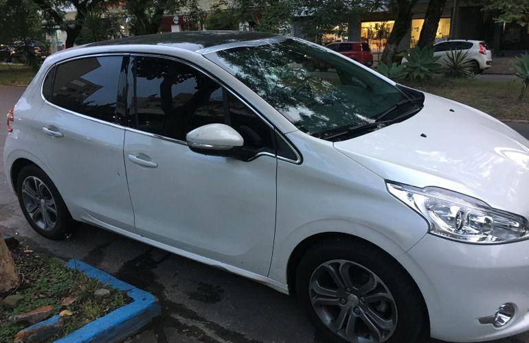 Peugeot 208 Griffe 1.6 16V (Flex) (Aut) - Foto #9