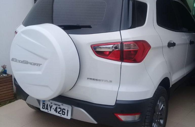 Ford Ecosport Freestyle 1.6 16V Powershift (Flex) - Foto #2