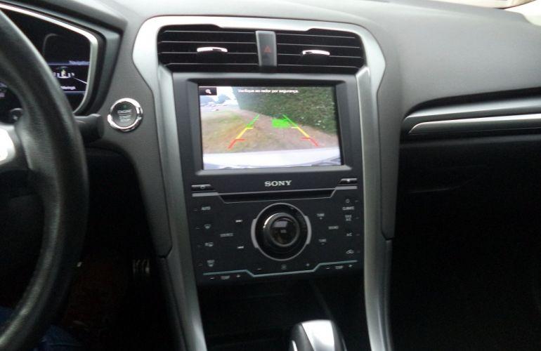 Ford Fusion 2.0 16V AWD GTDi Titanium (Aut) - Foto #3