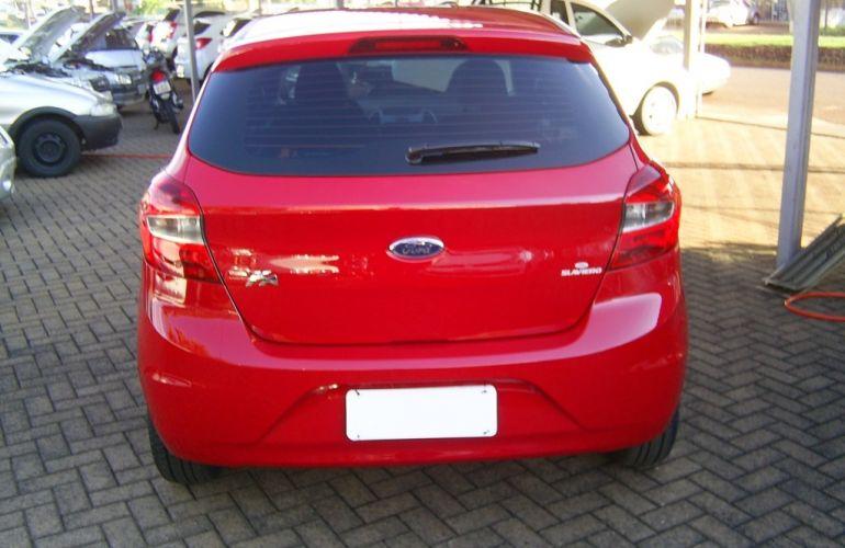 Ford Ka Hatch SE Plus 1.0 (Flex) - Foto #6