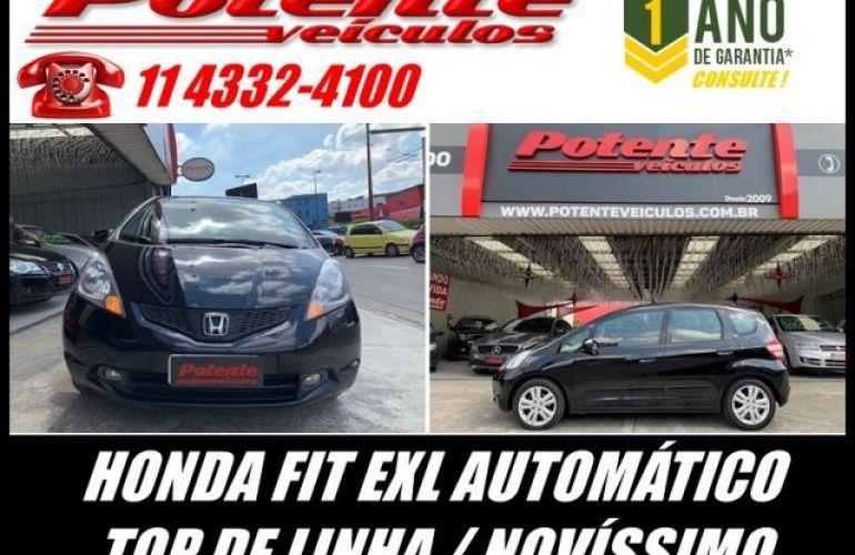 Honda Fit EXL 1.5 16V Flex - Foto #1