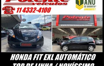 Honda Fit EXL 1.5 16V Flex