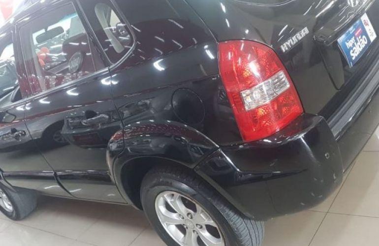 Hyundai Tucson GL 4X2 2WD 2.0 Mpfi 16V - Foto #6