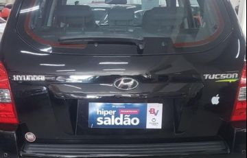 Hyundai Tucson GL 4X2 2WD 2.0 Mpfi 16V - Foto #7