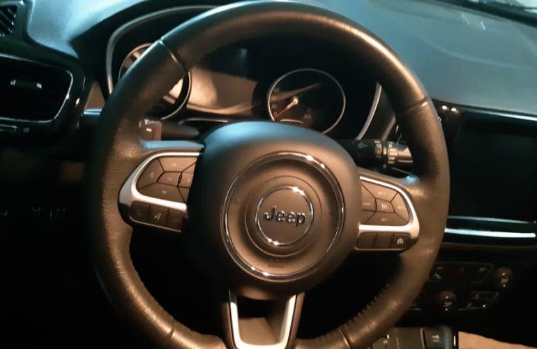 Jeep Compass 2.0 Limited (Aut) (Flex) - Foto #10