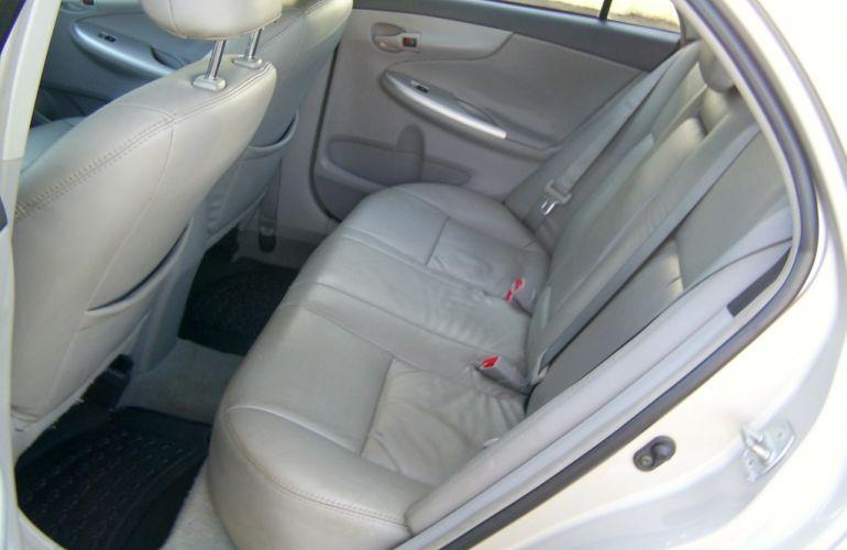 Toyota Corolla Sedan GLi 1.8 16V (flex) (aut) - Foto #10