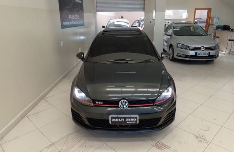Volkswagen Golf GTI DSG 2.0 TSI - Foto #6
