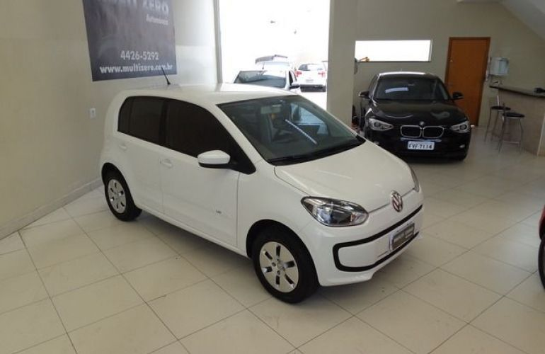 Volkswagen up! Take 1.0l MPI Total Flex - Foto #1