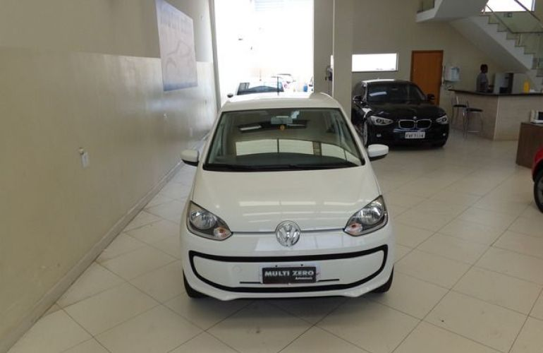 Volkswagen up! Take 1.0l MPI Total Flex - Foto #8