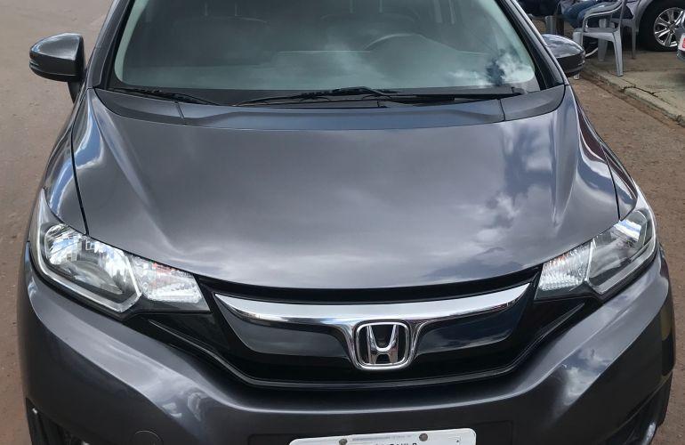 Honda Fit 1.5 16v EXL CVT (Flex) - Foto #5