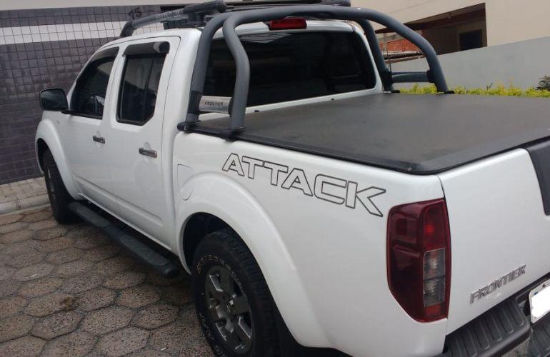 Nissan Frontier 2.5 TD CD 4x2 SV Attack - Foto #5