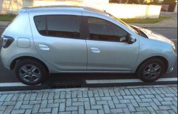 Renault Sandero Vibe 1.0 12V SCe (Flex) - Foto #3