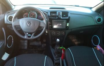 Renault Sandero Vibe 1.0 12V SCe (Flex) - Foto #4