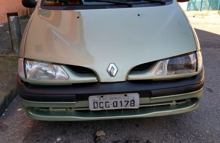 Renault Scénic RT 1.6 16V - Foto #9