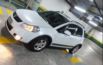 Suzuki SX4 2.0 16V AWD (Aut)