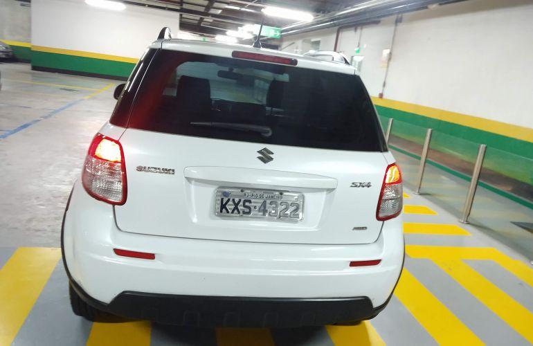 Suzuki SX4 2.0 16V AWD (Aut) - Foto #3