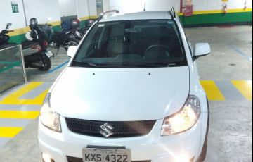 Suzuki SX4 2.0 16V AWD (Aut) - Foto #5