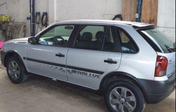 Volkswagen Gol Rallye 1.6 (G4) (Flex) - Foto #4