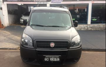 Fiat Doblò Essence 1.8 7L (Flex) - Foto #1