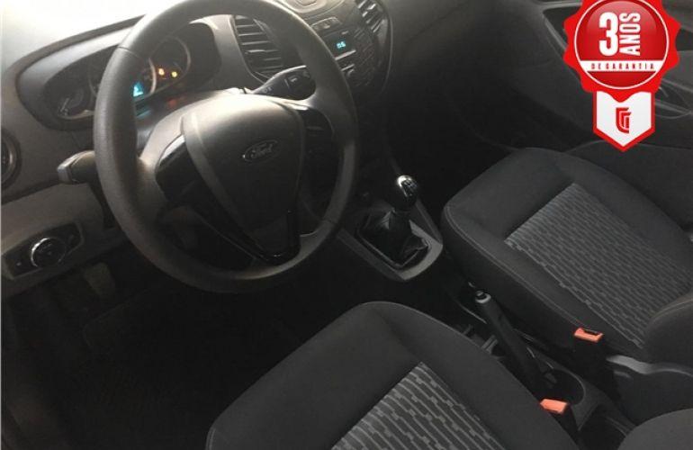 Ford Ka + 1.5 SE 16V Flex 4p Manual - Foto #4