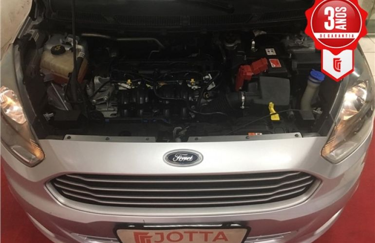 Ford Ka + 1.5 SE 16V Flex 4p Manual - Foto #6