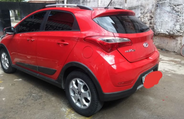Hyundai HB20X Premium 1.6 - Foto #1