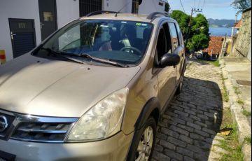 Nissan Livina X-Gear 1.6 16V (flex)