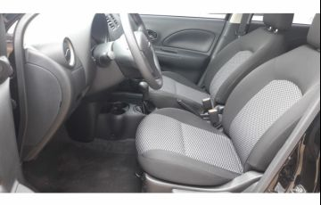 Nissan March 1.0 12V S (Flex) - Foto #5