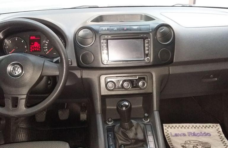 Volkswagen Amarok 2.0 TDi AWD - Foto #8