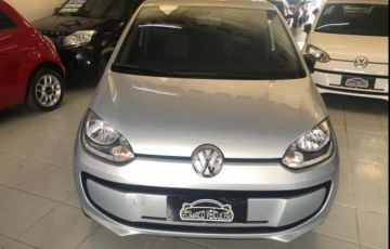Volkswagen Up! 1.0 12v E-Flex take up! 4p - Foto #2