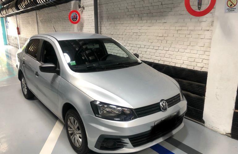 Volkswagen Voyage 1.6 MSI Trendline (Flex) - Foto #8