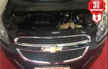 Chevrolet Spin 1.8 LTZ 8V Flex 4p Automático - Foto #3