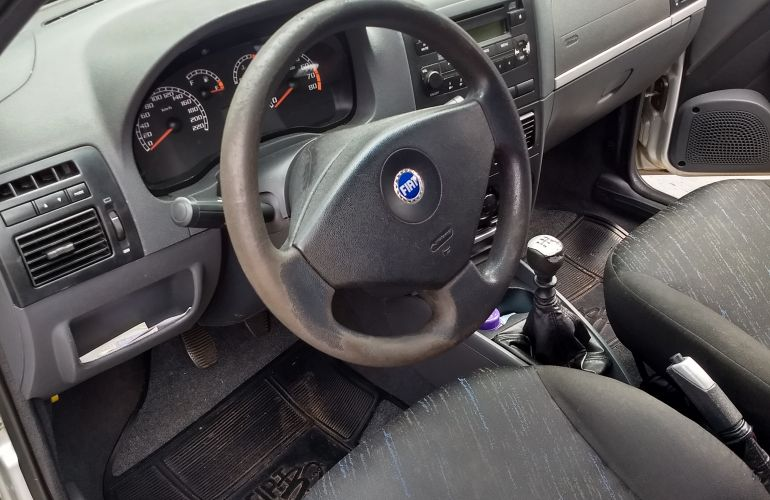 Fiat Palio Weekend ELX 1.4 8V (Flex) - Foto #9