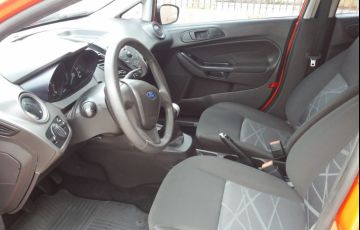 Ford New Fiesta S 1.5 16V - Foto #4