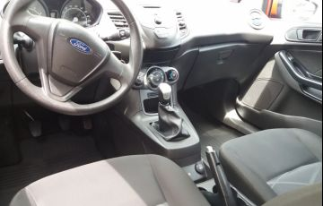 Ford New Fiesta S 1.5 16V - Foto #6