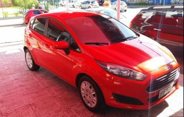 Ford New Fiesta S 1.5 16V - Foto #7