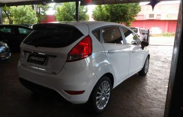 Ford New Fiesta Titanium 1.6 16V (Aut) - Foto #5