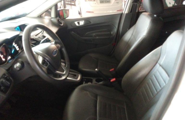 Ford New Fiesta Titanium 1.6 16V (Aut) - Foto #8