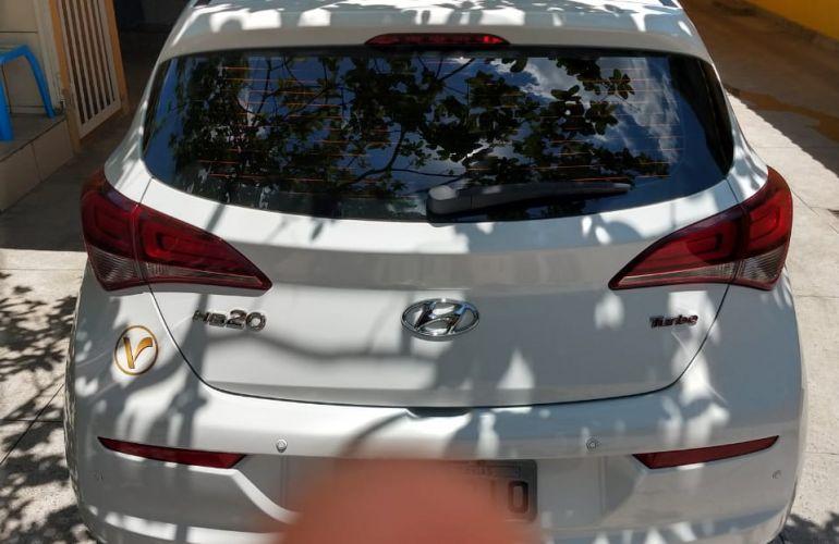 Hyundai HB20 1.0 Comfort Plus Turbo - Foto #3