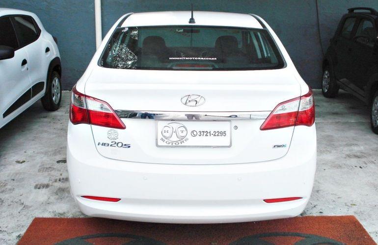 Hyundai Hb20s 1.0 Comfort Plus 12v - Foto #4