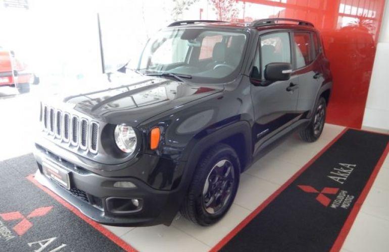 Jeep Renegade Sport 1.8 16v Flex - Foto #1