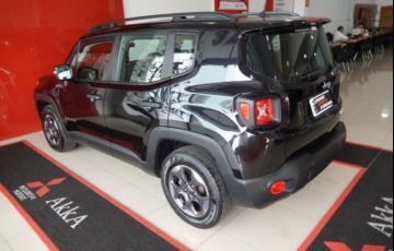 Jeep Renegade Sport 1.8 16v Flex - Foto #4