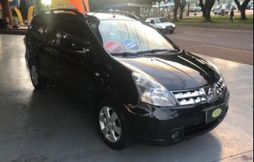 Nissan Grand Livina SL 1.8 16V (flex) (aut) - Foto #6