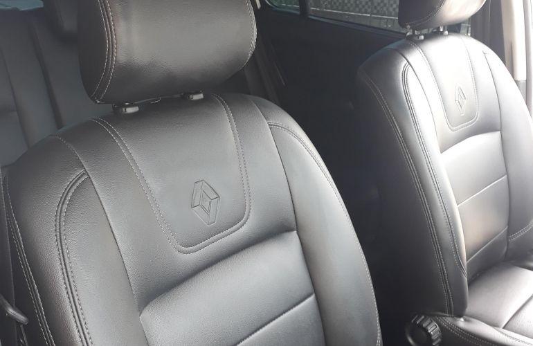 Renault Sandero Privilège 1.6 8V Hi-Torque (flex) - Foto #9