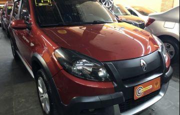 Renault Sandero Stepway 1.6 16V (Flex) - Foto #3