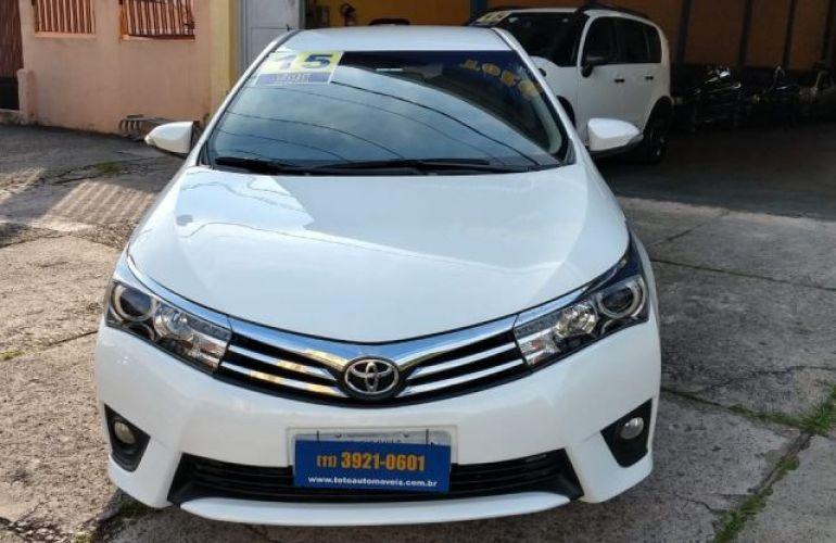 Toyota Corolla Altis 2.0 16V Flex - Foto #1