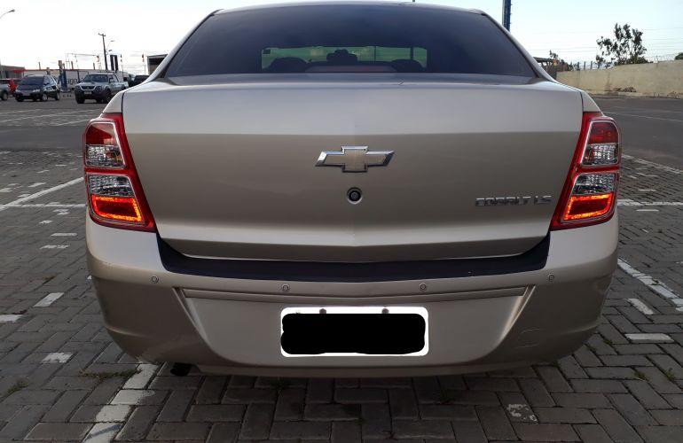 Chevrolet Cobalt LS 1.4 8V (Flex) - Foto #5
